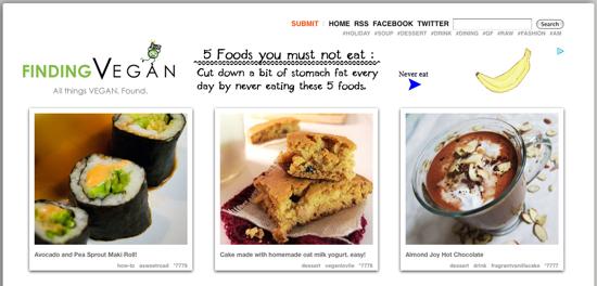 Vegan Zeitgeist's Favorite Food Blogs & Chefs!